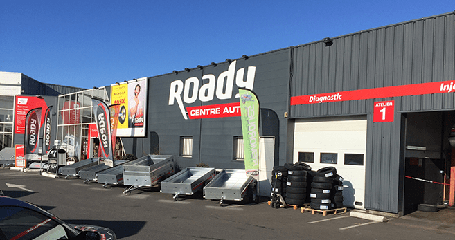 Photo Centre Auto Roady Coutances